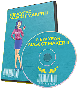New Year Mascot Maker II Pack