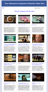 OCD Video Site Builder Software
