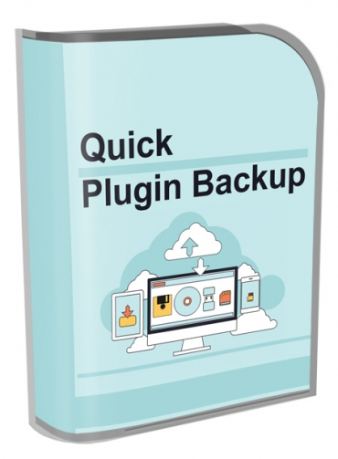 Quick Plugin Backup WordPress Plugin