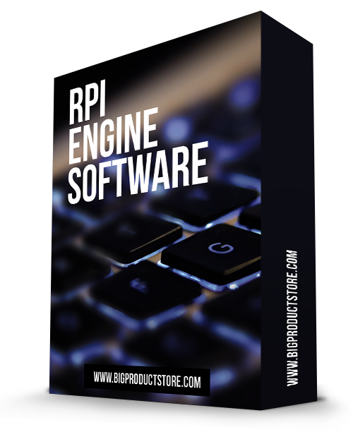 RPI Engine Software