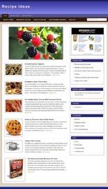 Recipe Niche Blog