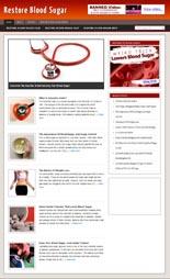 Restore Blood Sugar Blog