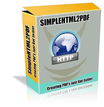 Simple HTML To PDF