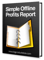 Simple Offline Profits Report