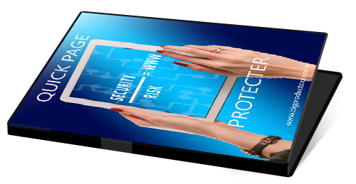 Quick Download Page Protector WordPress Plugin