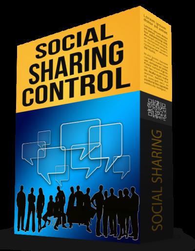 Social Sharing Control WordPress Plugin