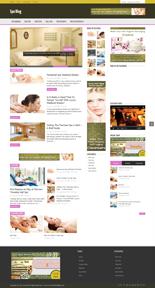 Spa & Salon Niche Blog