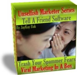 Tell A Friend - Viral Marketing In Box