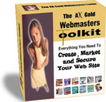 The Axe Gold WebmasterTool Kit