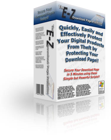 The EZ Download Page Protector