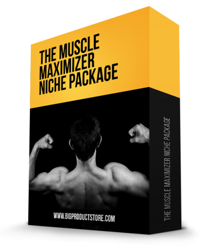 The Muscle Maximizer Niche Package