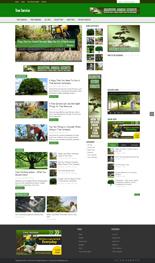 Tree Service Niche Blog