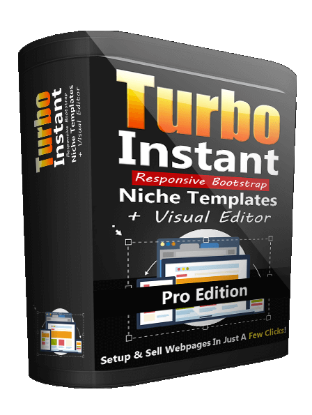 Turbo Instant Niche Templates Pro Pack