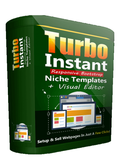 Turbo Instant Niche Templates Pack