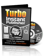 Turbo Instant Publisher Pro Software