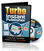 Turbo Instant Publisher Software