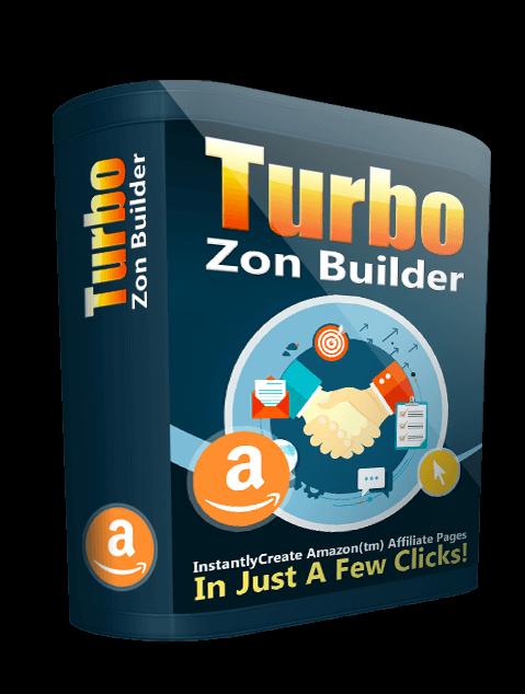 TurboZon Builder Software