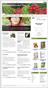 Vegetable Garden Niche Blog
