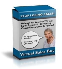 Virtual Sales Bot