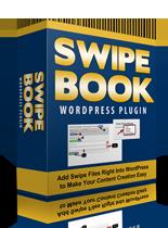 Swipe Book WordPress Plugin