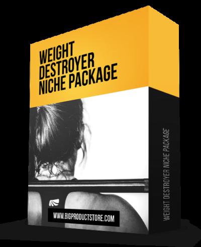 Weight Destroyer Niche Package