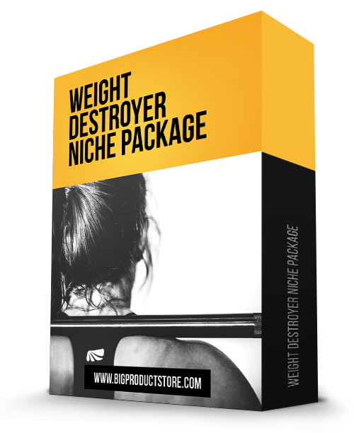 Weight Destroyer Niche Package