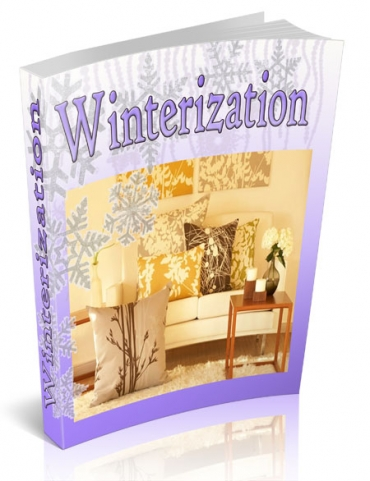 10 Winterization PLR Articles