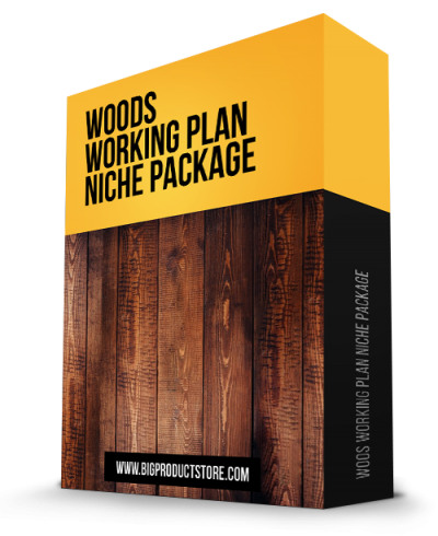 Woodworking Plans Niche Package