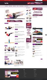 Yoga Niche Blog