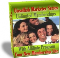 Your New Membership Site