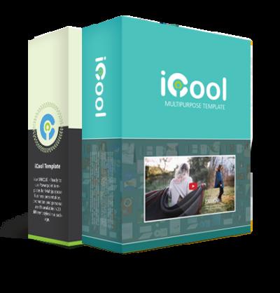 iCool Templates - PPT Intro & Outro Templates