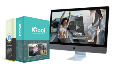 iCool Templates OTO - PPT Intro & Outro Templates
