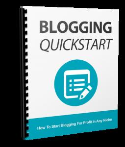 BloggingQuickstart