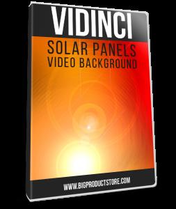 VideoVidinciSolarPanelsVideoBackgroundsPack