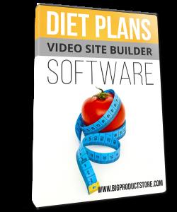 SoftwareDietPlansVideoSiteBuilder
