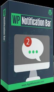 WPNotificationBar
