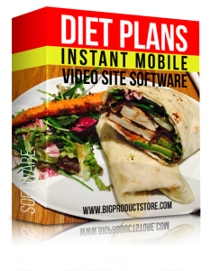 DietPlansInstantMobileVideoSiteSoftware