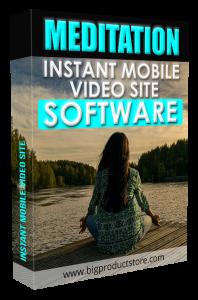 MeditationInstantMobileVideoSiteSoftware