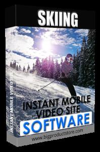 SkiingInstantMobileVideoSiteSoftware