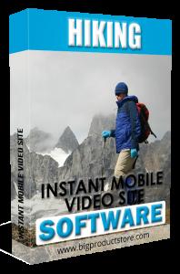 HikingInstantMobileVideoSiteSoftware