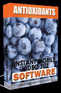 AntioxidantsMobileVideoSiteSoftware