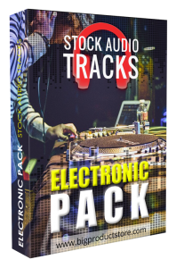 ElectronicStockAudioTracksPack