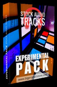 ExperimentalStockAudioTracksPack