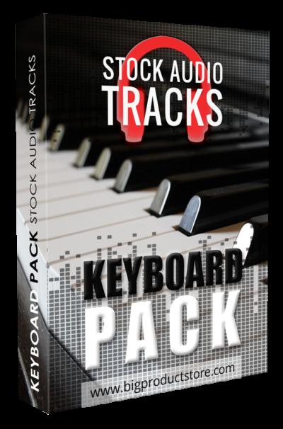 KeyboardStockAudioTracksPack