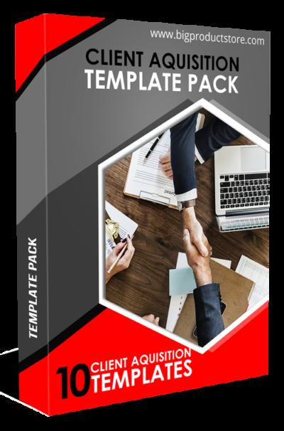 ClientAquisitionTemplatesPack