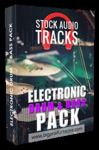 ElectronicDrum&BassStockAudioTracksPack
