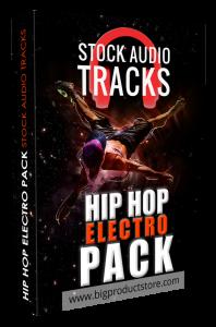 HipHopElectroStockAudioTracksPack
