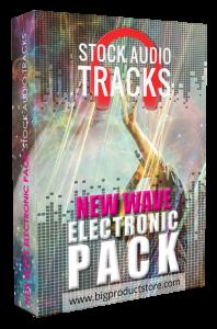 NewWaveElectronicStockAudioTracksPack