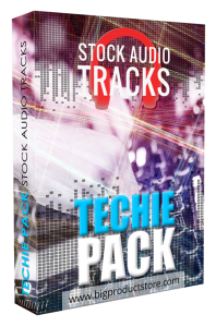 TechieStockAudioTracksPack
