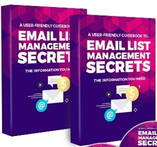 EmailListManagementSecrets